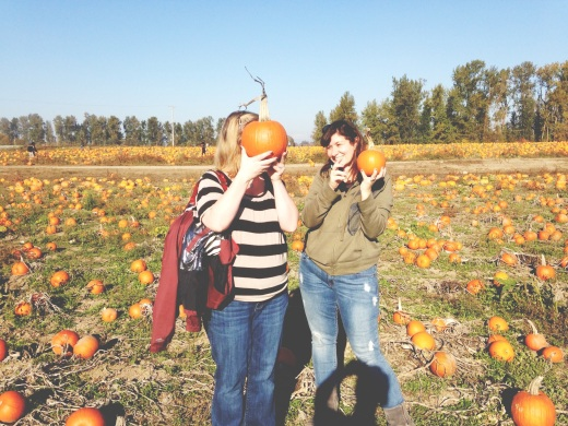 pumpkin girls