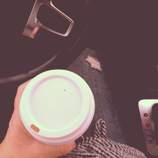 Driveway moments.